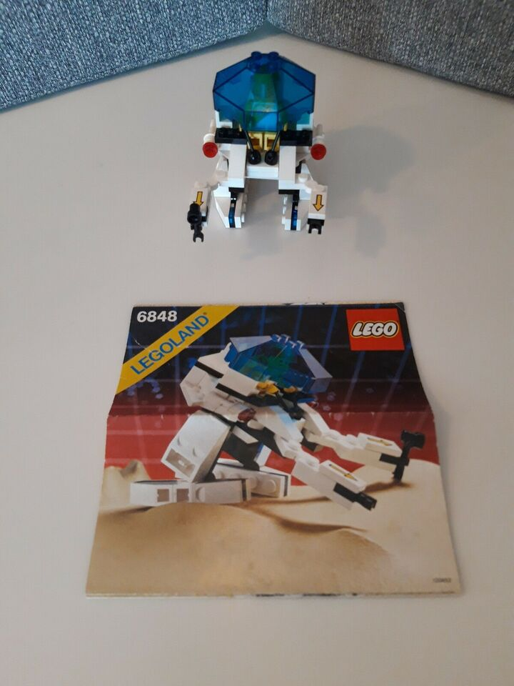 Lego Space, 6848