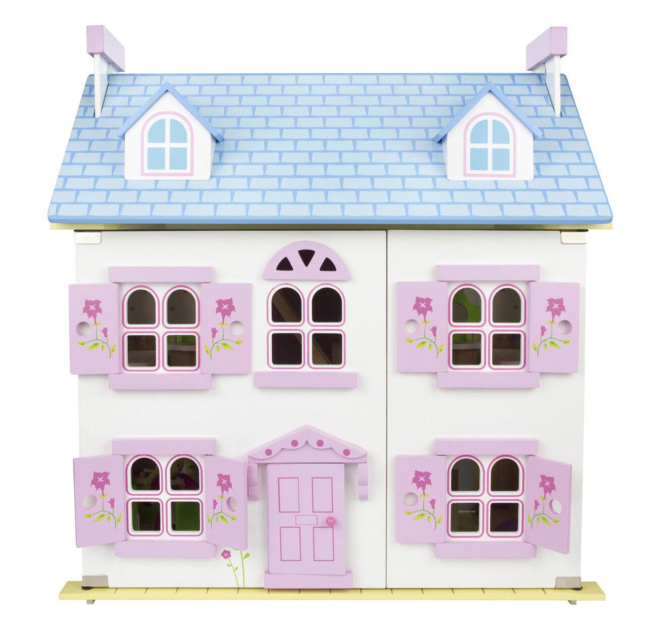 Joyeux Noël! Villa alpine alpine Villa pour les poupées - couleur blanche 102/246018 c6a511
