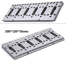 Wire Edm Fixture Board Stainless Steel Jig Tool Clamping Leveling Device