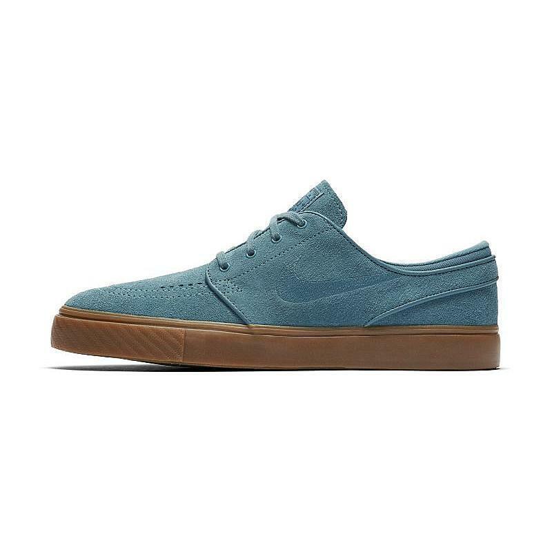 Nike SB Zoom Stefan Janoski Noise Aqua bluee Gum 333824-420 New Men's Multi Size