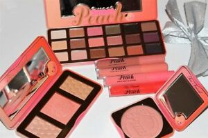New-Hot-Too-Faced-Sweet-Peach-Collection-Eye-Shadow-Palettes-SPECIAL-SALE