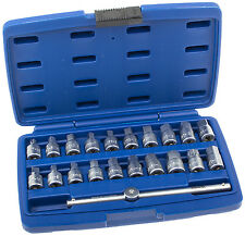 Ölwannenschlüssel Vierkant Sechskant Schlüssel Steckschlüssel Satz Vielzahn M16