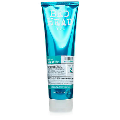 TIGI Bed Head Recovery Shampoo 250 ML Per capelli secchi e danneggiati