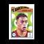 thumbnail 1 - Sergino Dest USA FC Barcelona 2021 UCL Topps Now Living Set Card #318 UEFA