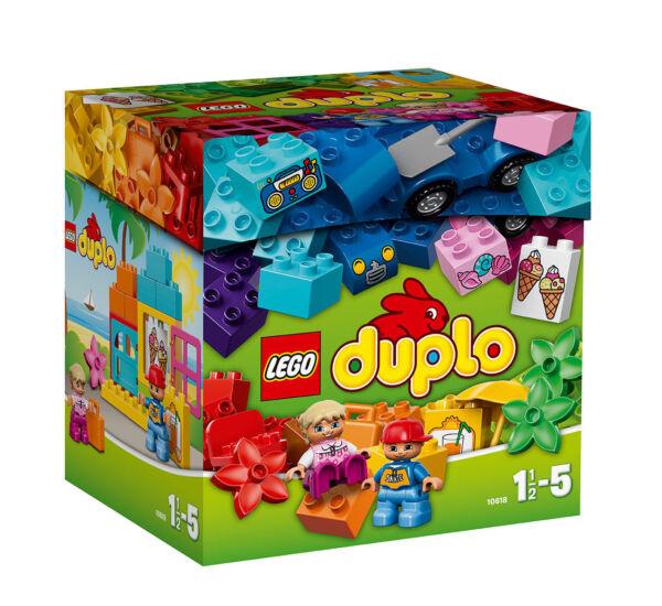 Lego Duplo Steinebox 10618 For Sale Online Ebay