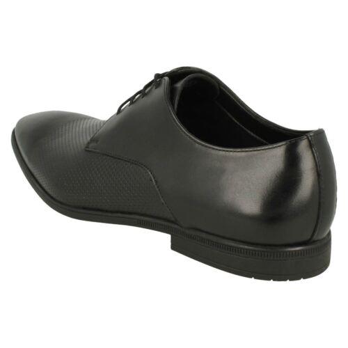 Zapatos Hombre Formal' Cordones ' Estilo Gorra Con Bampton Clarks RRxqg5B
