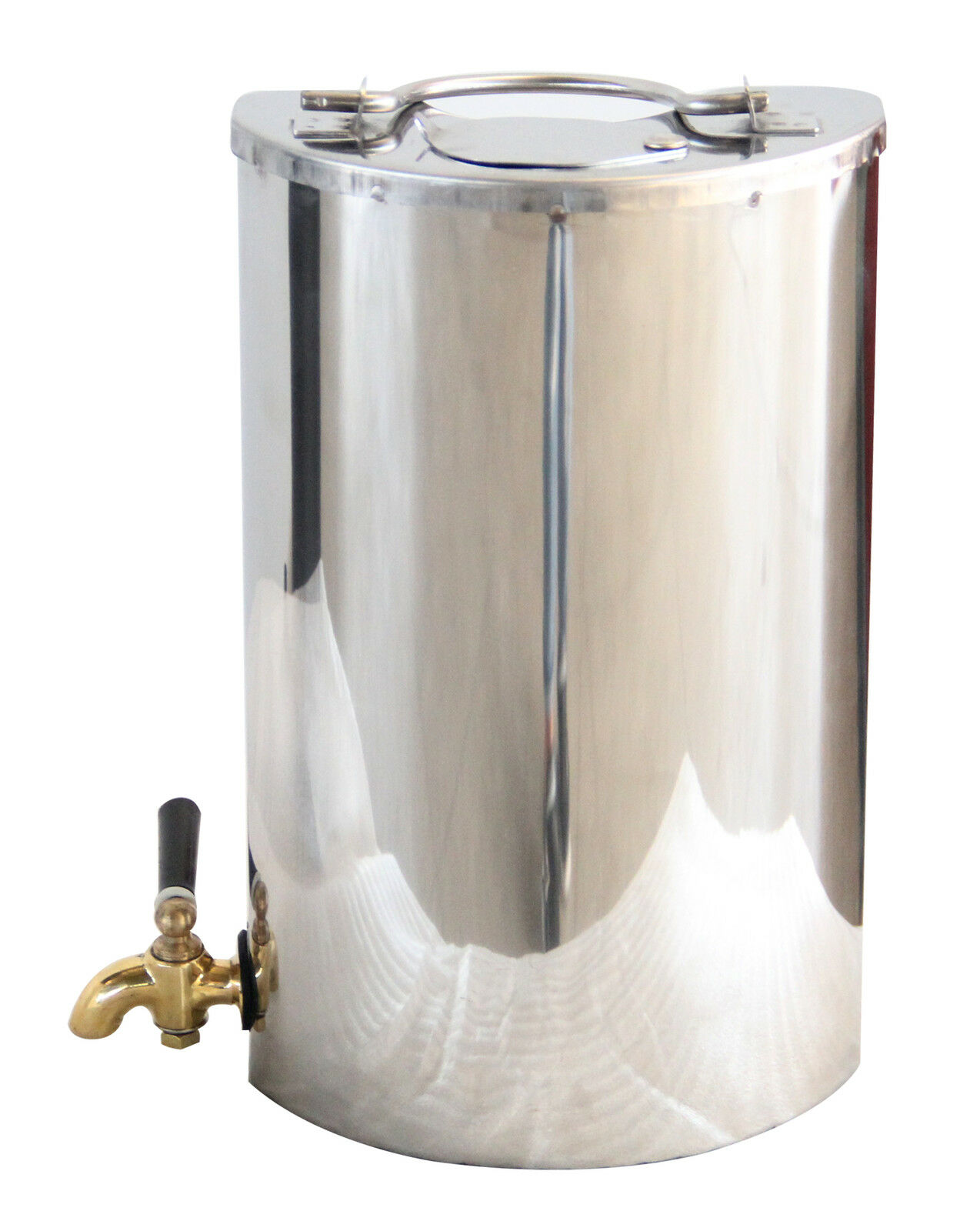 Water Heater 3L For Frontier Wood Burning Stove Portable Camping NEW