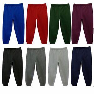 Boys-Girls-Sportswear-Kids-School-Jogging-Bottoms-Sweat-Pants-Trouser-1-14-Years