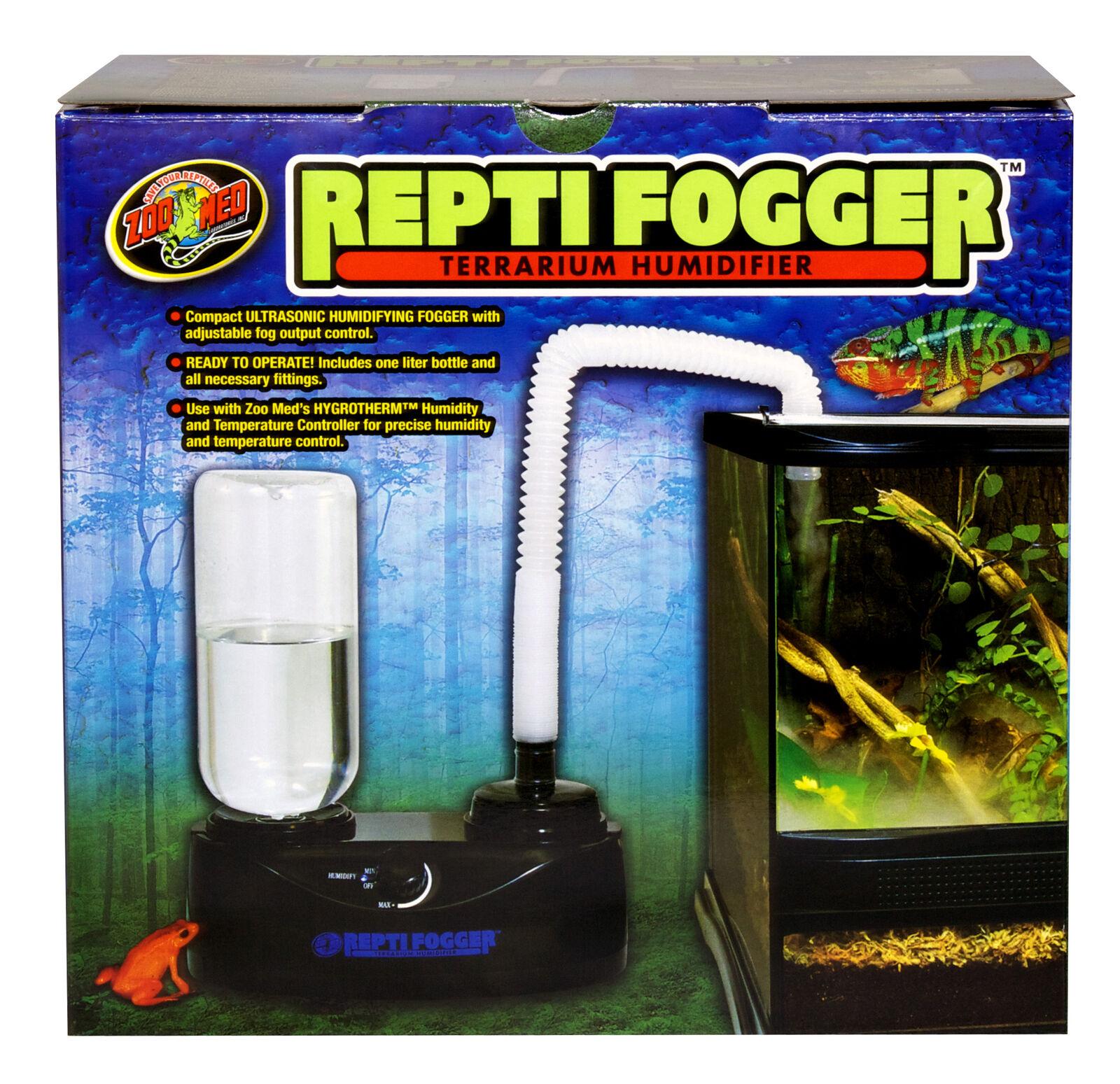 Repti Fogger Ultrasonic Fogger Nebler UMIDIFICATORI VAPORIZZATORI nebulizzatori