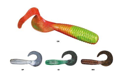 Dorschköder Hechtköder Riesentwister mit 21cm Länge IRON CLAW Full Size Crub