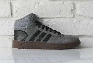 Details zu ADIDAS HOOPS 2.0 MID EE7367 Sneaker Herren Herrenschuhe Turnschuhe Neu
