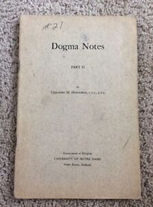 USED-DOGMA-NOTES-PART-2-BY-THEODORE-M-HESBURGH-CSC-UNIVERSITY-OF-NOTRE-DAME