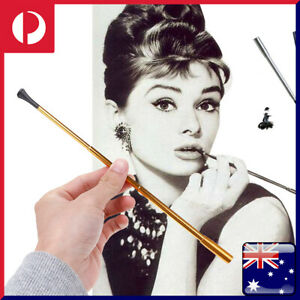 1-X-Gold-Vintage-Long-Slim-Cigarette-Telescopic-Holder-Filter-SMOKE-BEST-Ladies