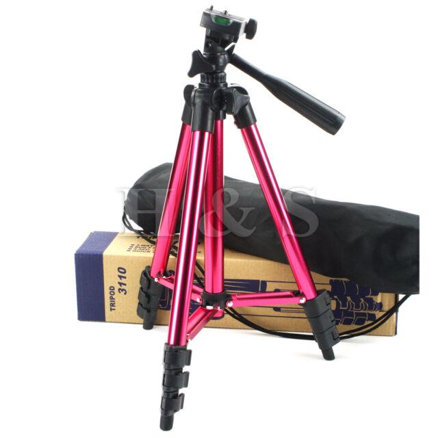 Camera Tripod Camcorder Stand for Canon Nikon Sony Fuji Panasonic Olympus ----H