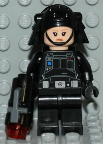 Lego Imperial Emigration Officer 75207 Corporal Zuzanu Latt Star Wars Minifigure