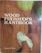 Sam Allen - Wood Finishers Handbk (1993) - Used - Trade Paper (Paperback)