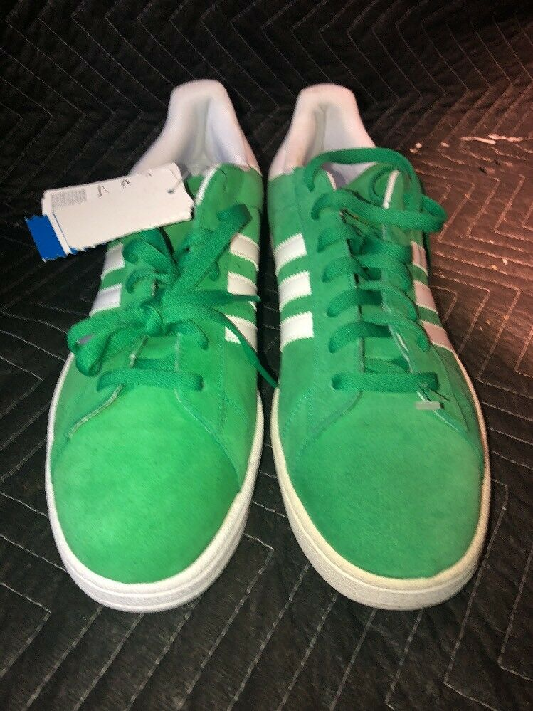 Green And White Size Adidas Campus II Size White 13 G22962 8ad803