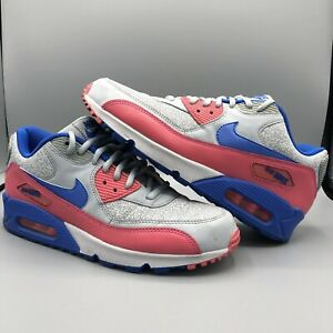 sports shoes e4411 29875 Image is loading Wmns-Nike-Air-Max-90-Light-Magenta-Hyper-