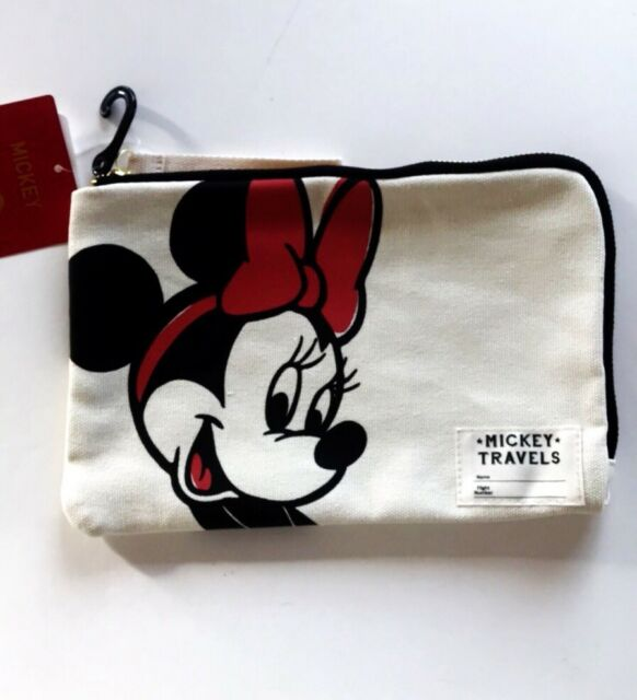 Disney Minnie Mouse 8in Cross-body Bag//Handbag//Pouch//Wallet//Shoulder Bag
