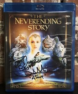 Neverending-Story-Signed-Blu-Ray-Atreyu-Noah-Hathaway-Autograph-Classic-Movie