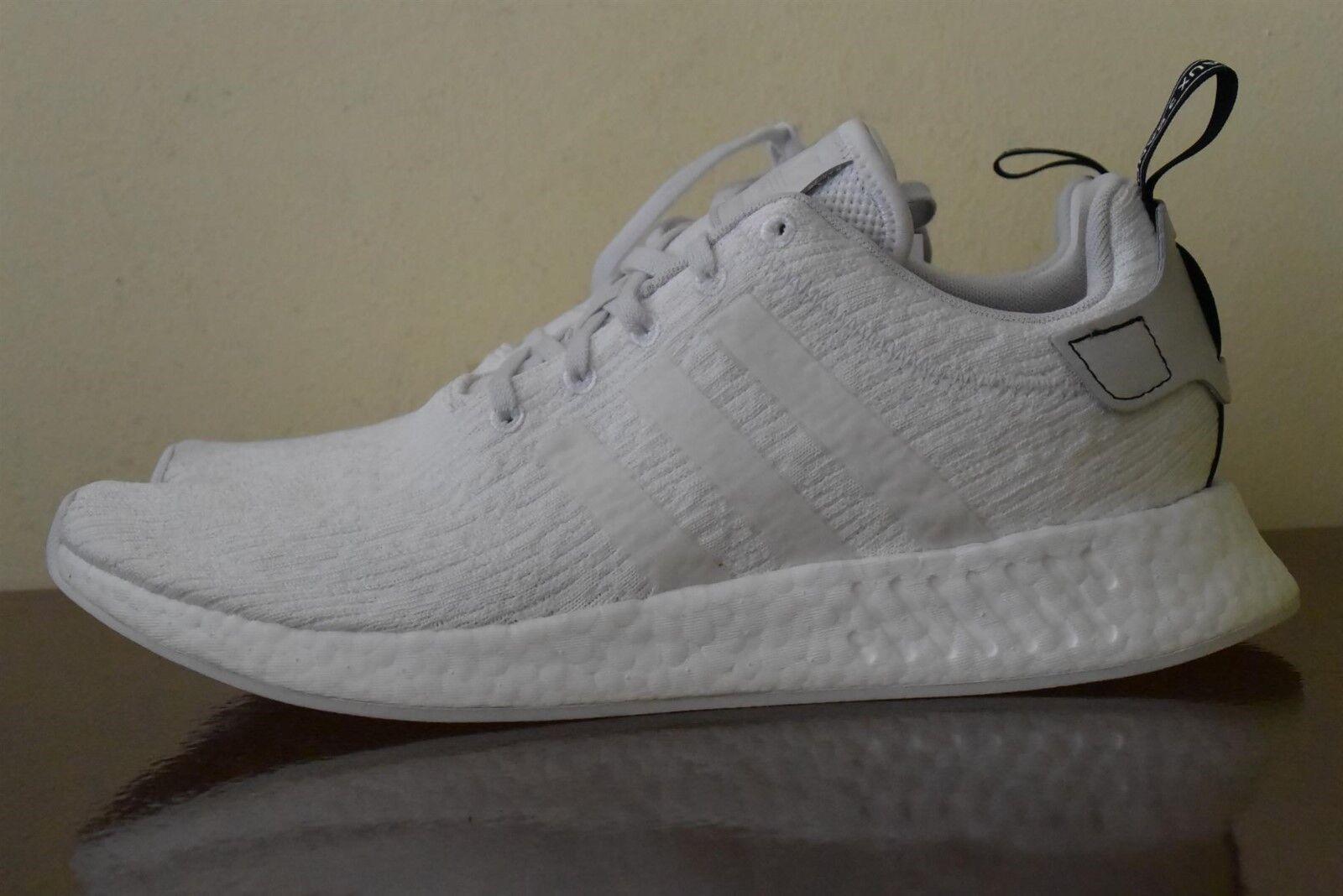 Adidas NMD_R2 Weiß BY9914 Gr. 46 2/3