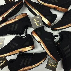 bea1f0bef ... adidas rose gold and black zx flux