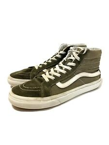 Vans-Sk8-Hi-Top-Shoes-Olive-Green-Women-s-10
