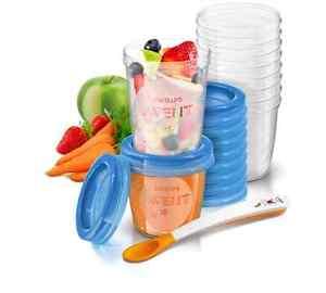 Avent-Feeding-Via-Cup-Storage-20-Cup-Piece-Feeding-Set-and-Breast-Milk-Storage