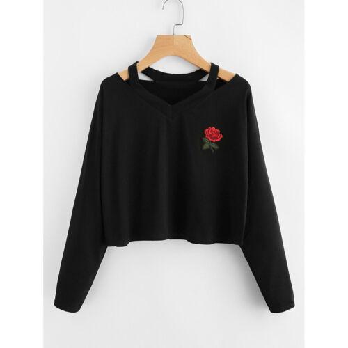 Plus Size Women Casual Long Sleeve Hoodie Sweatshirt Jumper Pullover Tops Blouse
