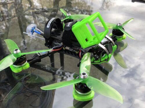 armattan chameleon TI GoPro session mount soft motor mounts bumper Arm Guards