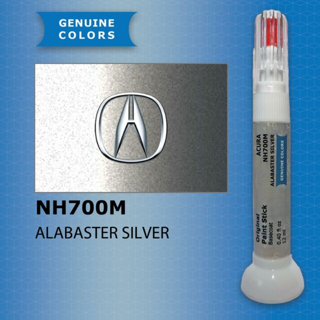 ACURA NH700M ALABASTER SILVER TOUCH UP PEN KIT BOTTLE