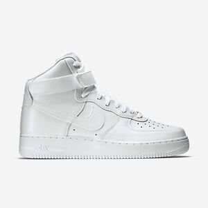 Mens On 10 Force 2007 Details Size Nike Air High 115 One 1 About White Shoes 315121 '07 PXwkiTOZu