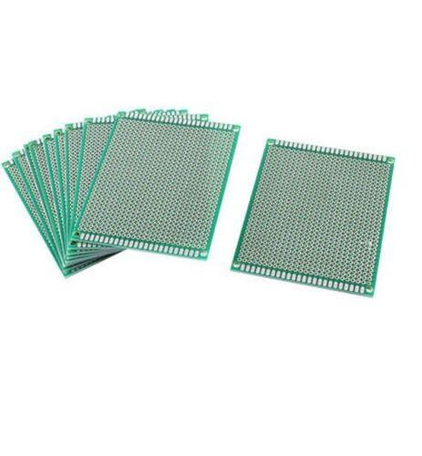 1PCS Double side Protoboard Circuit Tinned Universal DIY Prototype PCB Board 7cm