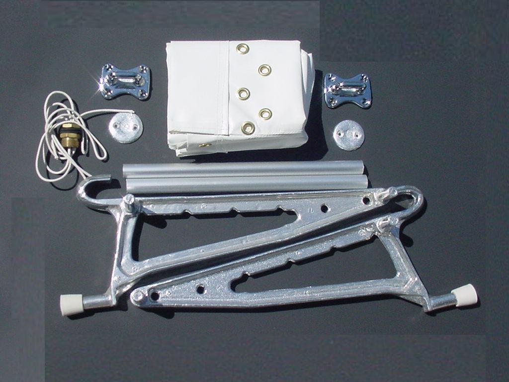 Bolsa de Cebo  14 kit completo (soporte)  A