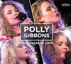 Many Faces of Love 0096802280009 by Polly Gibbons CD With DVD