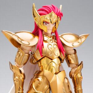 MC Saint Seiya Cloth Myth EX Gold OCE Aquarius Camus models metal cloth
