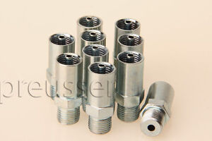 Lot-of-10-Hose-Crimps-1-8-034-NPT-Male-Fittings-for-Carpet-Cleaning