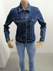Giubbino-GAS-Donna-Taglia-Size-S-Jacket-Woman-Veste-Femme-P7140