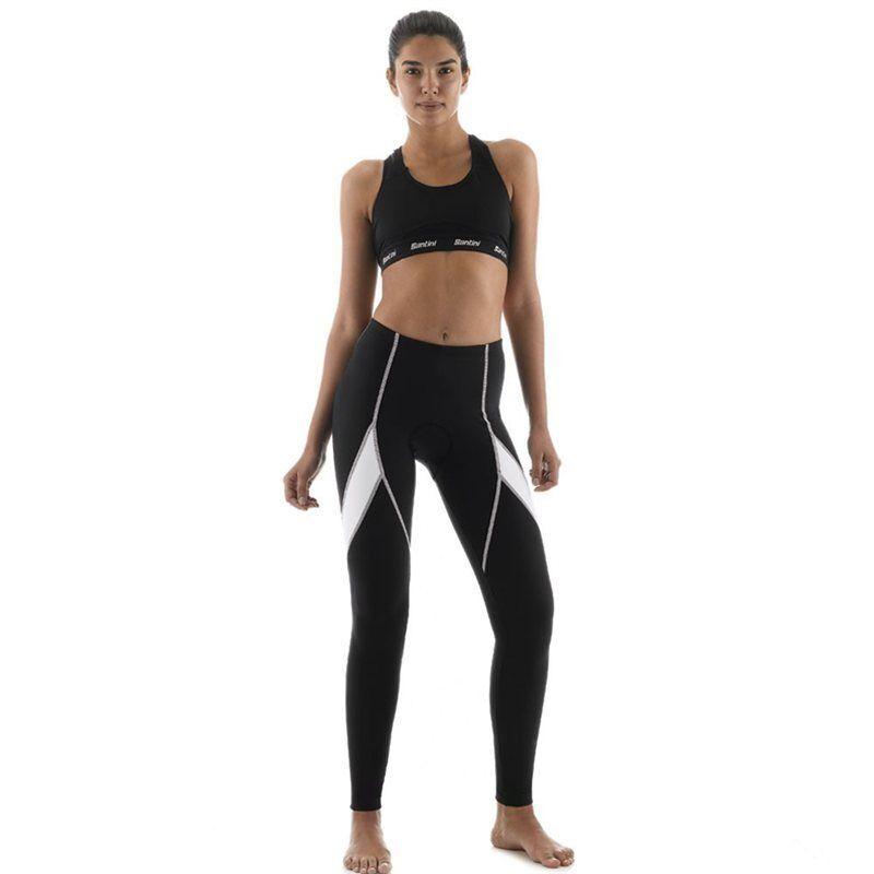 Santini Pro Soft Ladies  Bib Tight with Gel Intech Pad  for sale online