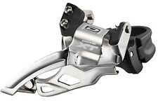 Shimano XT FD-M785 Dyna Sys Front Derailleur 2x10 Low Clamp/Top Swing 31.8/34.9