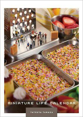 Miniature Life Calendar 2021 Images