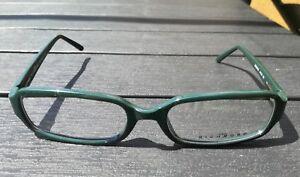 altamente elogiato selezione mondiale di comprare a buon mercato Dettagli su Montatura occhiali da vista JHON RICHMOND JR 061  03,nuovi,ORIGINALI,colore VERDE