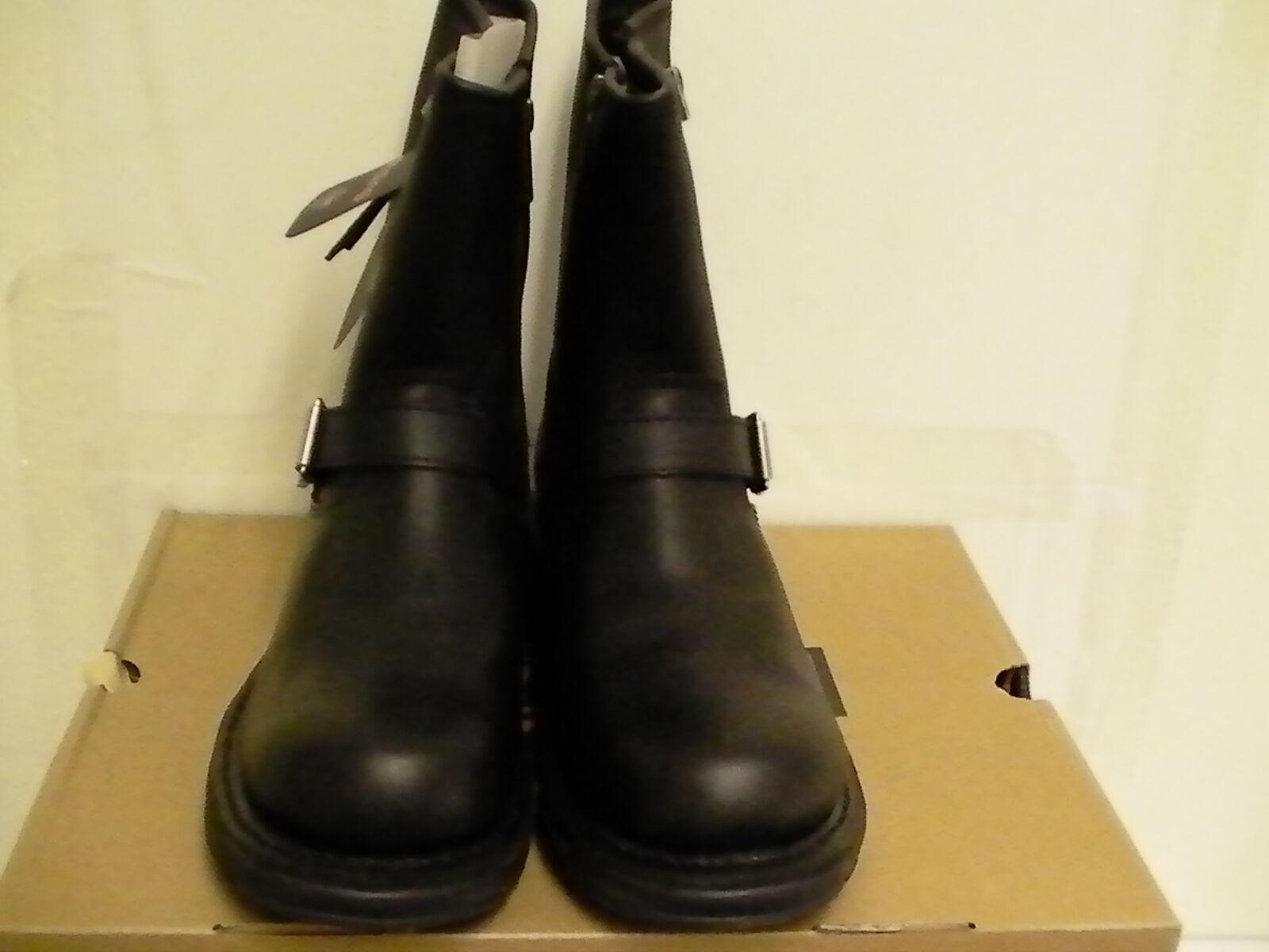 Harley davidson boots montrose 2 BKL engineer size 7.5 Uomo us