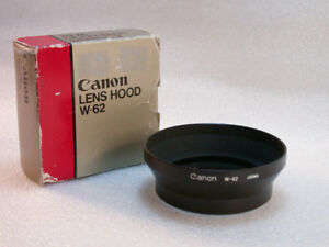 Canon-W-62-Clamp-on-Lens-Hood-For-FD-35-70mm-f4-Box