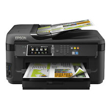 EPSON WorkForce WF-7610DWF 4 in 1 Multifunktionsdrucker WLAN Scannen Faxen USB