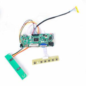 VGA LCD LED LVDS Controller Scheda DRIVER INVERTER KIT PER LTN154P3-L03 HDMI DVI