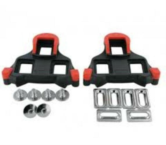 Shimano SM-SH10 Cleat Set  Red