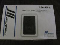 Ja Audio In-wall Infinite Baffle Speakers Set Of 2 Model Ja-i5e