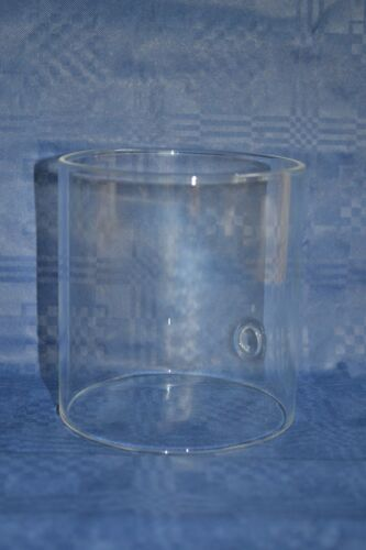 90 mm x 95 mm Glas Zylinder PETROLEUMLAMPE PETROLEUM STARKLICHTLAMPE Hasag