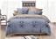 Set-di-biancheria-da-letto-copripiumino-con-2-FEDERE-QUILT-COVER-singolo-doppio-KING-SIZE miniatura 17